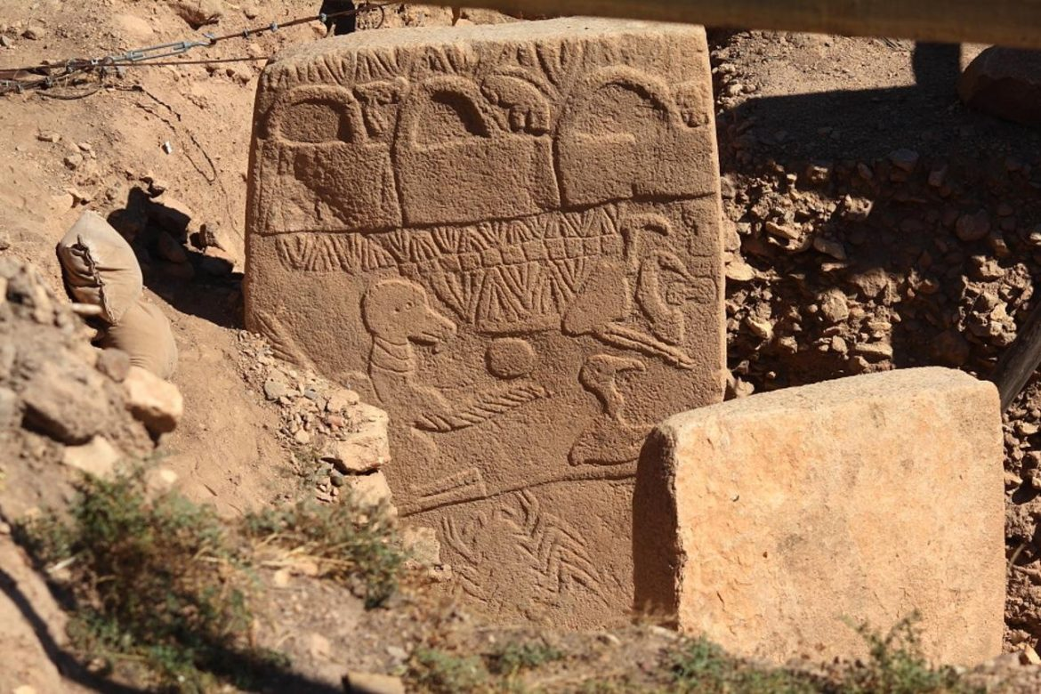 GOBEKLITEPE IN TURKEY: the oldest building in the world