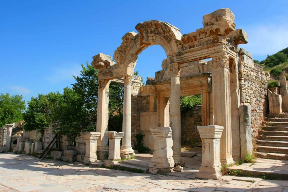 8 most fascinating ancient damages in Turkey