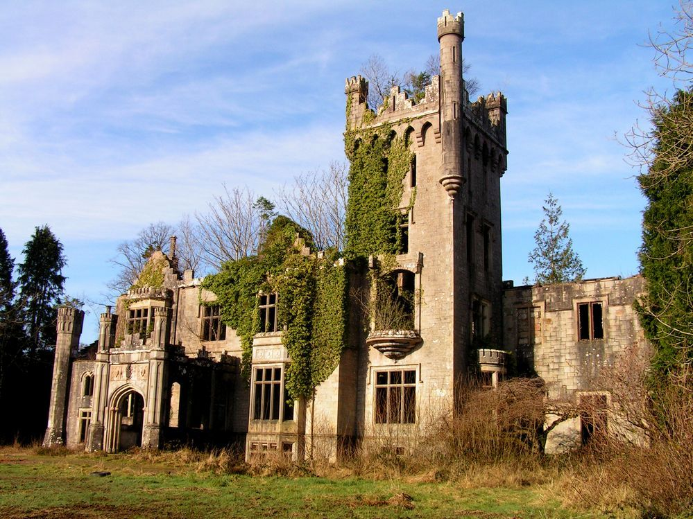 Castles of Ireland – Donegal Castle